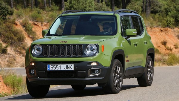 jeep renegade peores prestaciones y consumo m s elevado que sus competidores. Black Bedroom Furniture Sets. Home Design Ideas