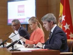 Madrid pagará el comedor a los alumnos que lo necesiten