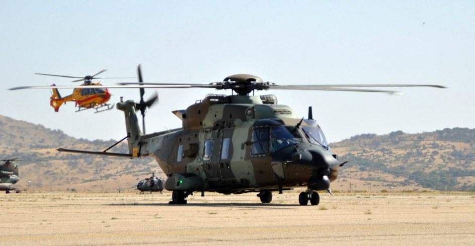 Es la última incorporación del ejército, hasta 2021 está previsto que haya un total de 22. Pretende satisfacer las necesidades operativas de los tres ejércitos mediante una plataforma común, adaptada a los requerimientos de cada misión.