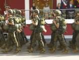 Desfile Día de la Hispanidad, Fiesta Nacional, 12 de Octubre