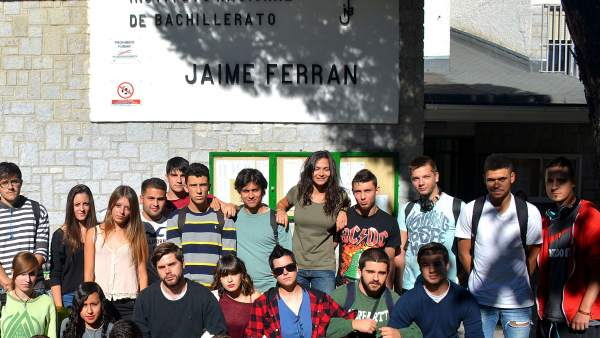 Alumnos repetidores de 2º de Bachillerato hundidos por la LOMCE