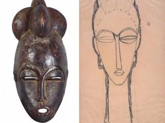 Modigliani, Picasso y las máscaras aborígenes