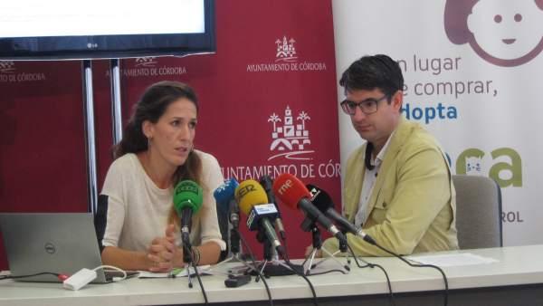 Pedro García y Elena Jiménez