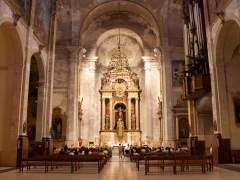 Iglesia de Sant Miquel en Palma de Mallorca.