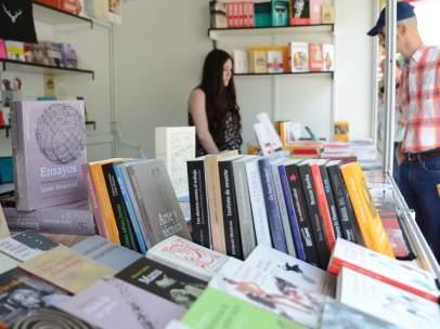 Feria del libro de Madrid, libro, libros