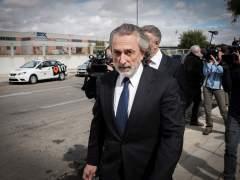 El tribunal de Gürtel acepta el pago de la fianza civil de Correa