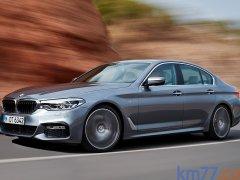 BMW Serie 5, ligero, bien equipado y costoso