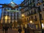 Plaza de Chueca, en Madrid