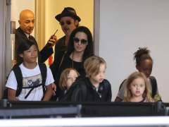 Brad Pitt no ha visto a su hijo desde que Angelina le pidió el divorcio