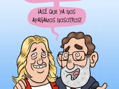 Susana y Rajoy