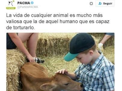 Tuit de Pacma