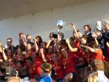 Campeonas de Europa de rugby