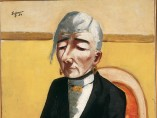 Max Beckmann (German, Leipzig 1884–1950 New York) - The Old Actress, 1926