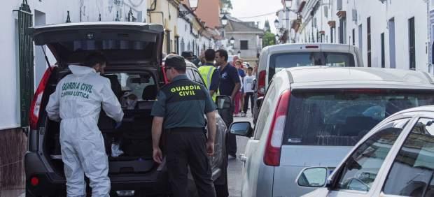 Violencia machista en Olivares