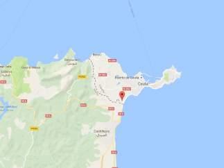Suceso en El Príncipe, Ceuta