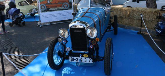 Los coches de Tintín en la realidad