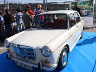 MG 1100 del año 1960