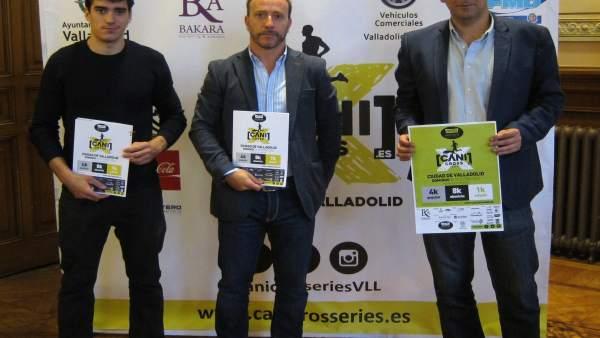 Presentación de la prueba 'CaniCross Series Ciudad de Valladolid'
