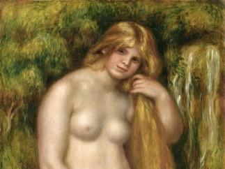 Pierre-Auguste Renoir, La fuente, 1906