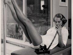 Peter Gowland, el gran fotógrafo de 'pin-ups'