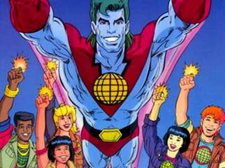 'Captain Planet and the Planeteers'