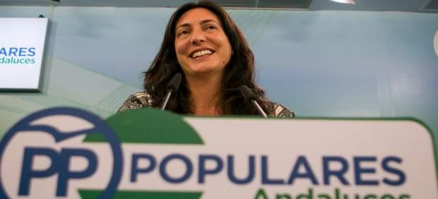 Dolores López, hoy ante los medios