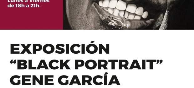 Invitación Inauguración Exposición 'Black Portrait'