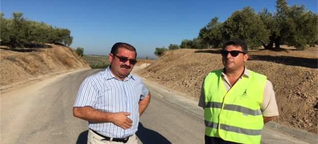 Diputación invierte más de cuatro millones en carreteras de Jaén