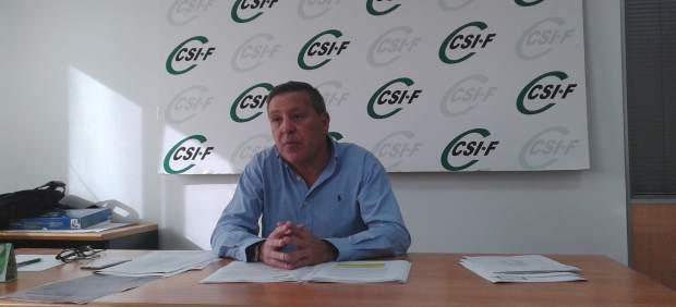 Daniel Otero de CSIF
