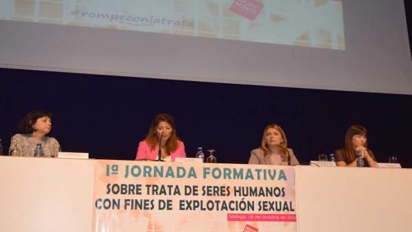 Jornada formativa sobre trata de seres humanos explotación sexual mata gonzalez
