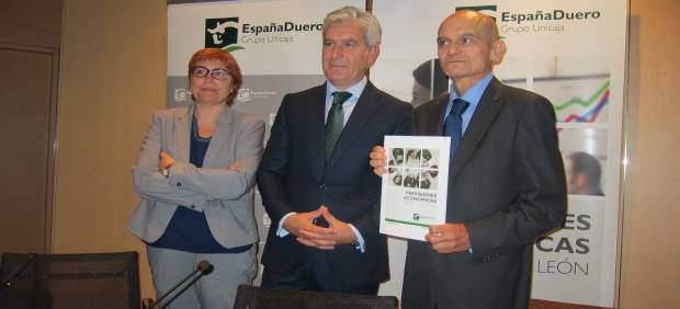 EspañaDuero presenta sus previsiones económicas para CyL