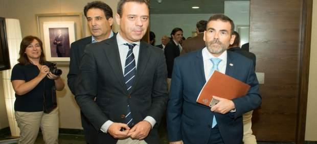 El alcalde de Cartagena, en la Comisión
