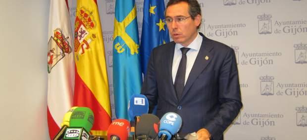El portavoz de la Junta de Gobierno local, Fernando Couto (Foro).