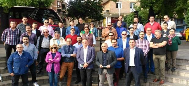 Hosteleros y comerciantes de Córdoba