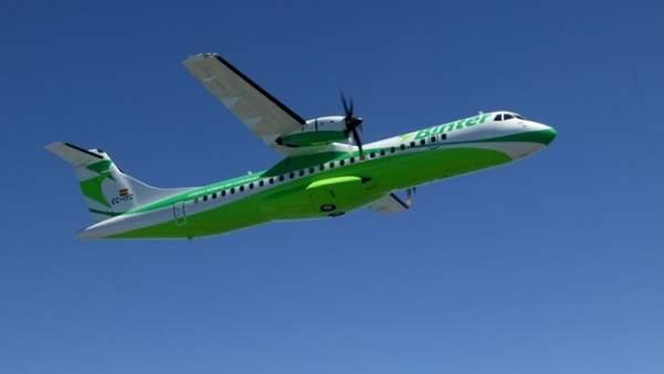 Volar entre islas en canarias podr costar 5 euros a residentes por el descuento del 75 - Transporte entre islas canarias ...