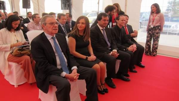 César Alierta en el X aniversario de Libellium
