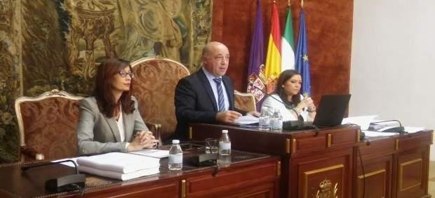 Presidencia del Pleno de la Diputación