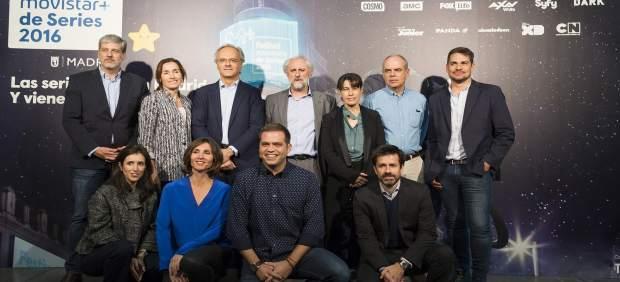Festival de Series Movistar+ 2016