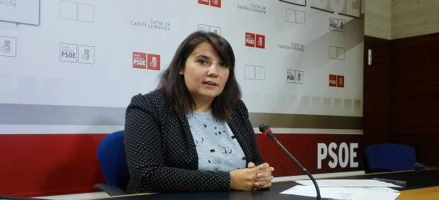NOTA Y FOTO PSOE CLM AGUSTINA GARCIA 18 10