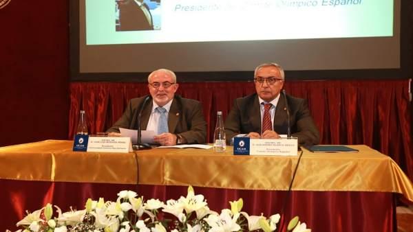 NOTA DE PRENSA: Alejandro Blanco Inaugura En La UCAM Dos Congresos Relacionados