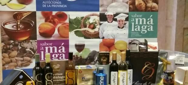 NP: 'Sabor A Málaga' Viaja A Francia Para Darse A Conocer En La Feria De Aliment