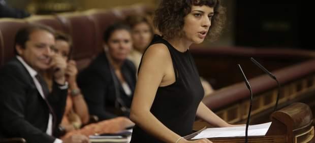 Alexandra Fernández, de En Marea