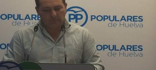 PP Diputación. David Toscano