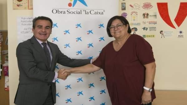 Obra Social 'la Caixa' ayudará a 160 personas en situación vulnerable