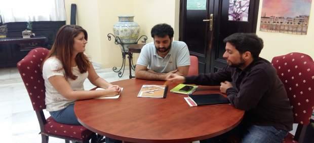 Participa se reúne para tratar el uso de la antigua comisaría de La Gavidia