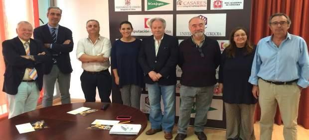 Componentes del jurado del XXXI Premio Córdoba de Periodismo