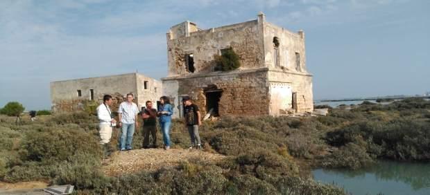 Diputación colabora con Salarte en la recuperación del Trocadero