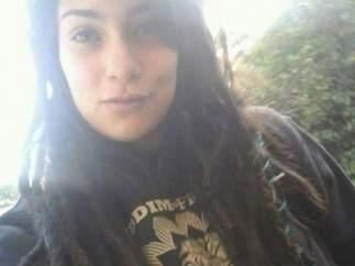 La joven argentina Lucía Pérez