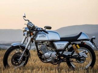 Hudson Boss, una nueva marca de motos con estilo 'vintage'