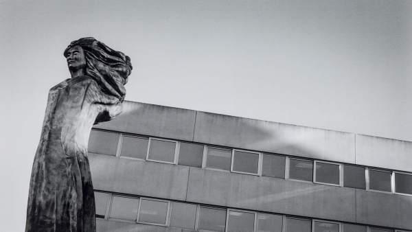 Fotografía ganadora en la edición de 2015 del concurso Enfoca Pamplona
